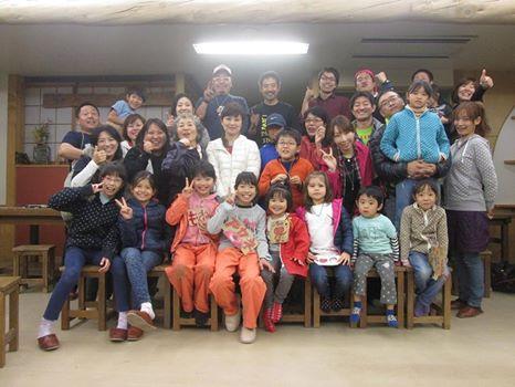 2014秋のファミリーキャンプ