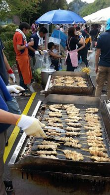 HIOKI祭りに参戦