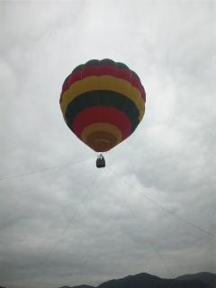 陸前高田 気球プロジェクト打ち上げ&ミーティング