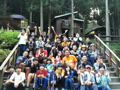第30回ファミリーキャンプ秋2017
