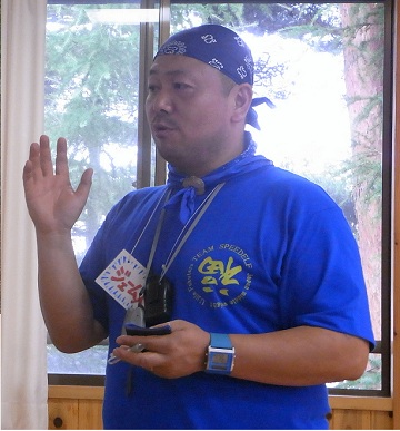 2012ふるさと留学・わんぱくキャンプ スタッフをご紹介