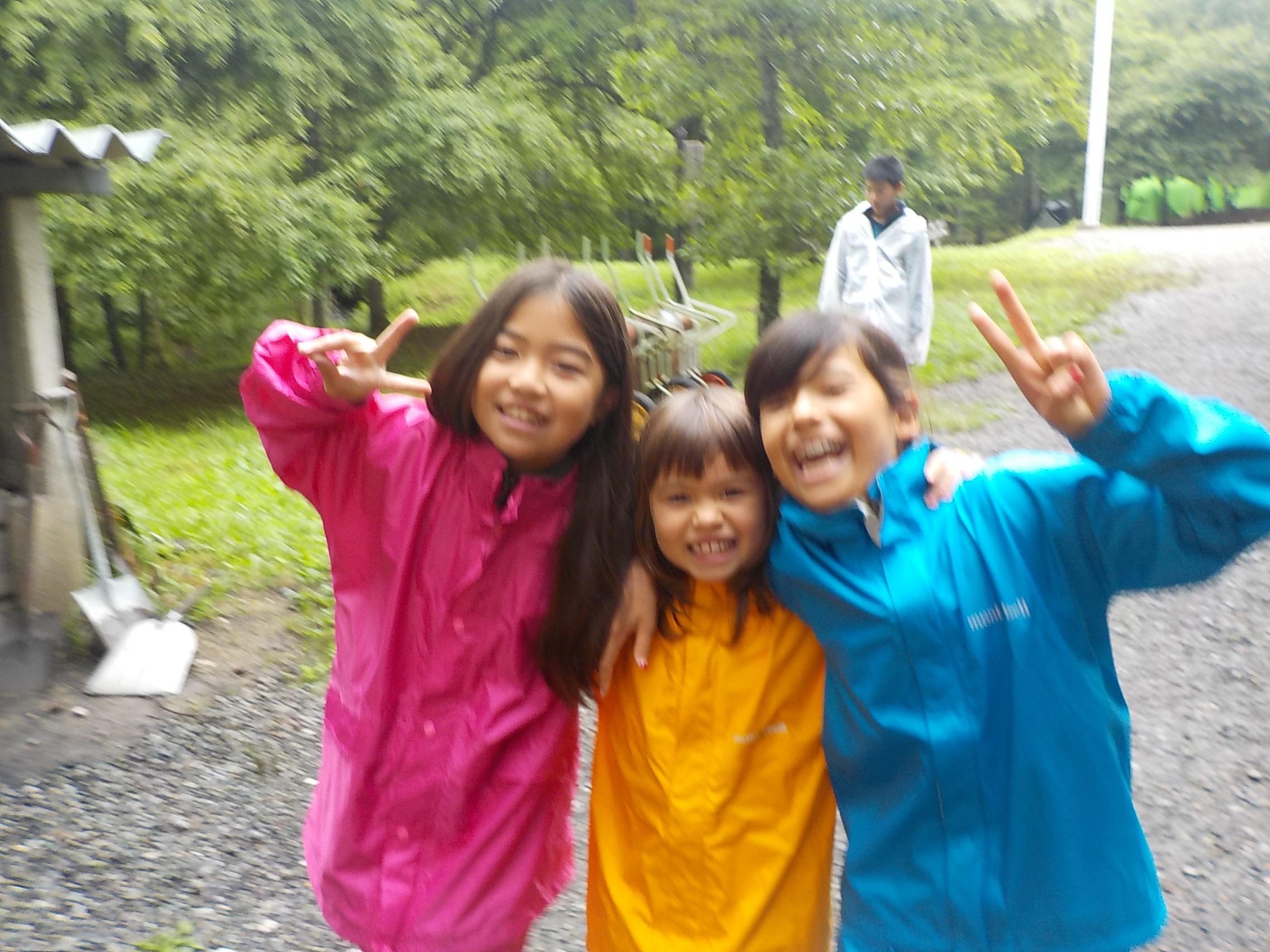 8月13日(木)わんぱくキャンプ5日目「挑戦の日」
