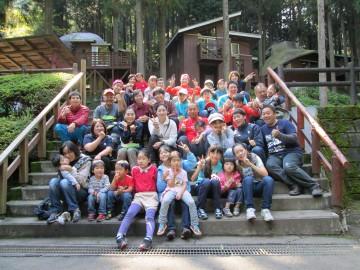 2015秋のファミリーキャンプ開催しました