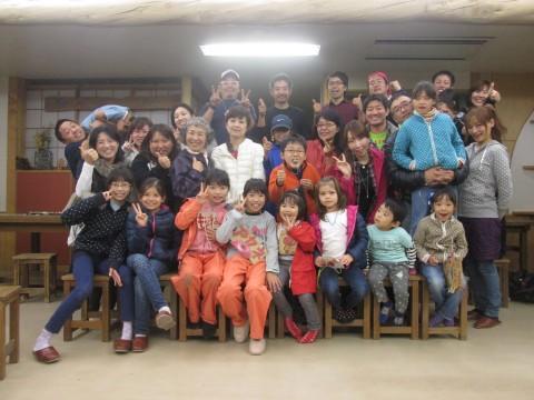 ファミリーキャンプ2014秋