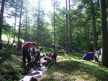 わんぱくキャンプ41