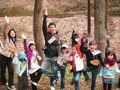 2011春のファミリーキャンプ決定