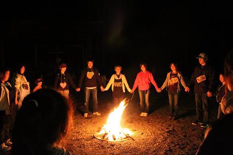 2010秋のファミリーキャンプ開催決定