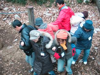 2009冬のファミリーキャンプ開催決定!